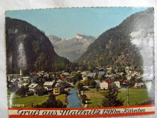 Mallnitz képeslap