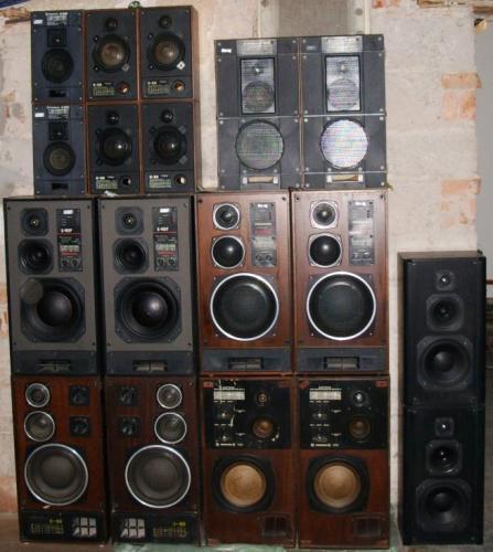 Radiotehnika hangfalak