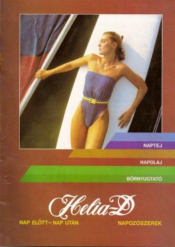 Helia-D hirdetés