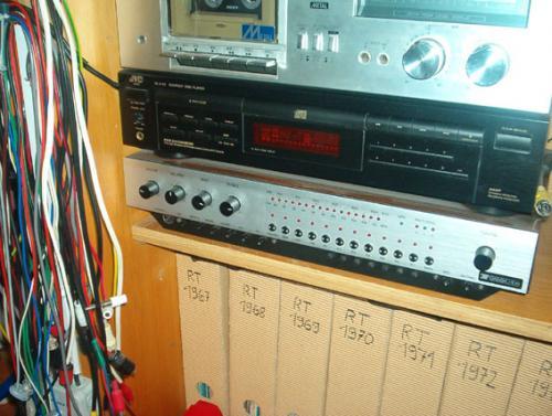 Dansk receiver