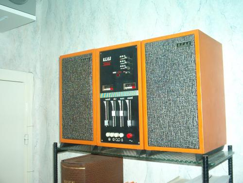 BEAG AYT-205 (Sterra) sztereó kompakt
