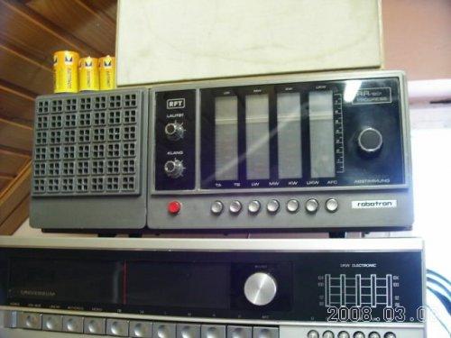 RFT rádió