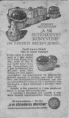 Váncza sütőpor reklám