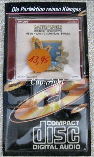 Philips CD bontatlan bliszterben