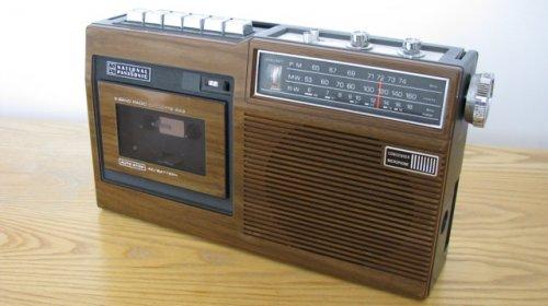 National-Panasonic magnetofon