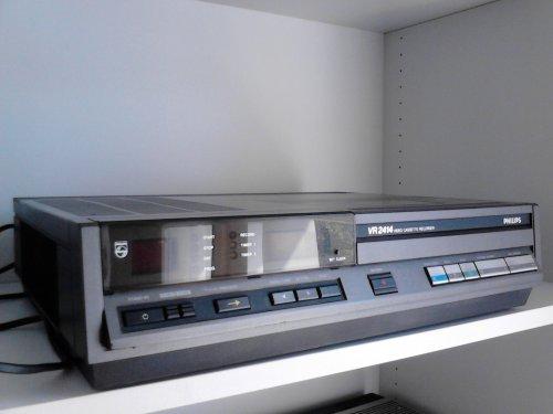 Philips Video 2000 felvevő és lejátszó