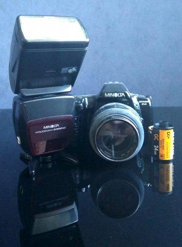Minolta fényképezőgép - Dynax 2xi