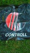 Controll reklámzacskó