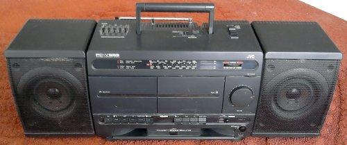 JVC PC-Y 555  Boom Box