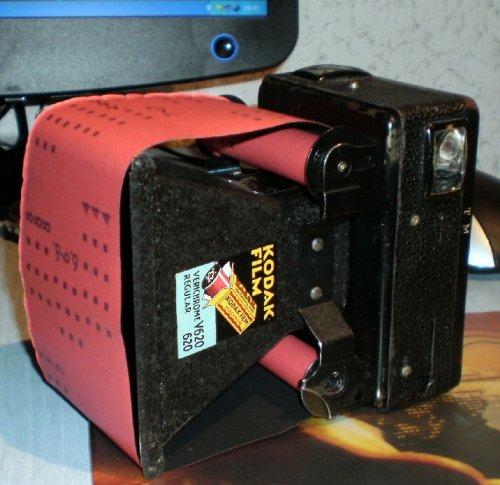 Brownie Junior 620 Fényképezőgép
