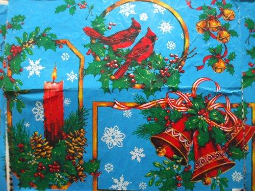 karácsonyi csomagoló papír 2.
