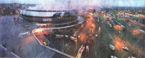 Budapest Sportcsarnok (leégett)