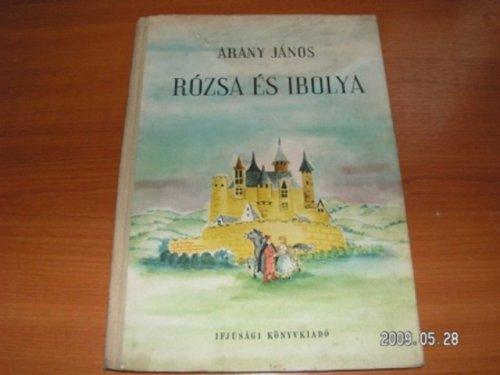 Arany János Rózsa és ibolya