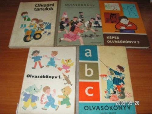 Olvasókönyvek