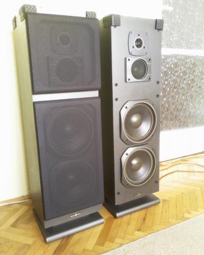 Videoton Dynamic Speaker