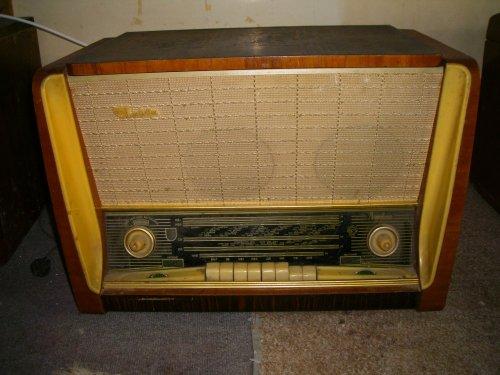 Szovjet lemezjátszós rádió