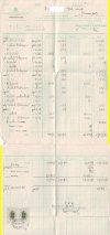 Leszámítoló bank elszámolás 1938