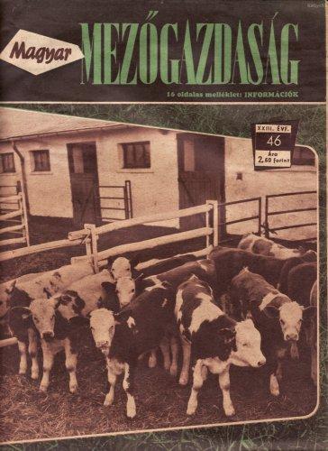 Magyar Mezőgazdaság