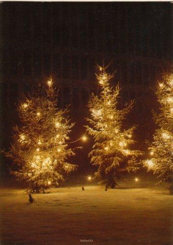 Karácsonyi képeslap - NDK