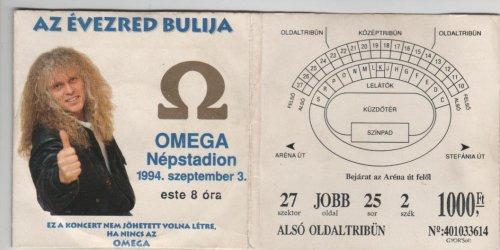 Omega koncert