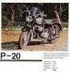 Pannonia P-20 motorkerékpár