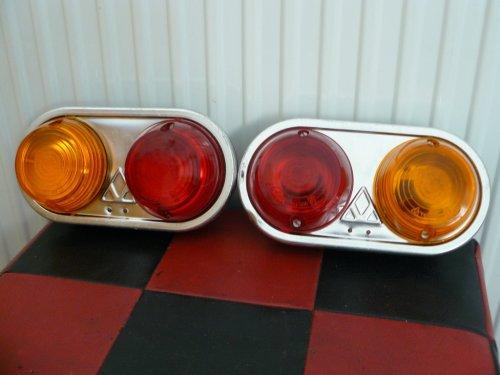 Gépjármű hátsó lámpa
