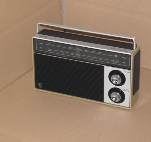 Philips Prince Deluxe rádió
