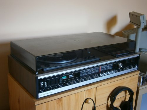 NordMende Stereo 6005 SCP Music Center