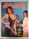 Tollasbál újság 1984 címlapja