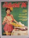 Tollasbál újság 1986 címlapja