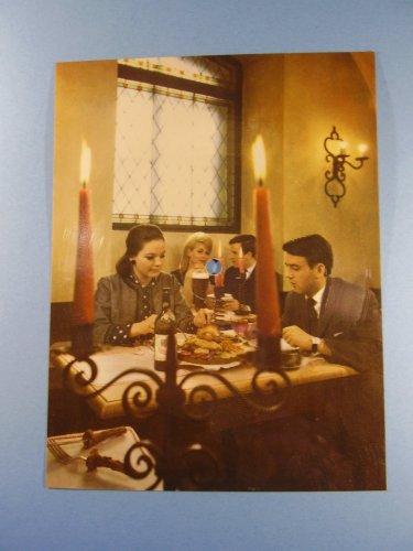 Colorvox - Százéves Étterem zenés képeslap