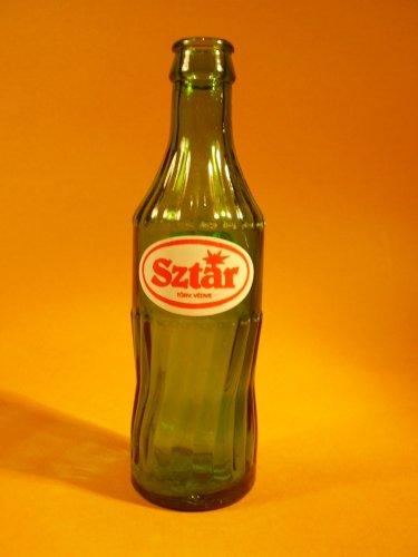 Sztár üdítős üveg