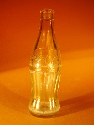 Coca-Cola üdítős üveg