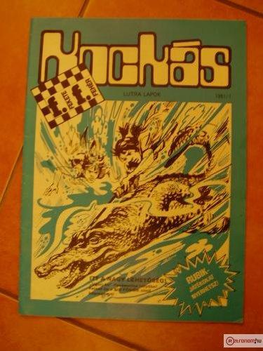 Fekete-Fehér Kockás 1991/1