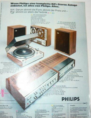 PHILIPS HI_FI készülékek