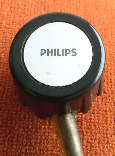 PHILIPS Tapadókorongos mikrofon 1974