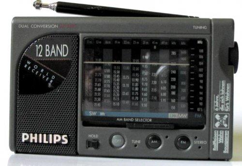 Philips mini világvevő