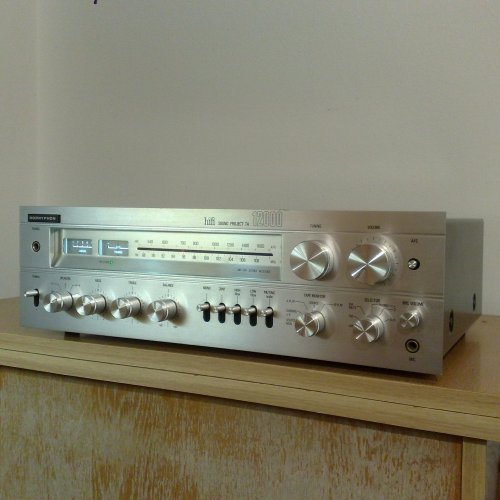 Hornyphon Philips TA12000 vintage receiver