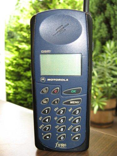 MOTOROLA fLaRe mobiltelefon