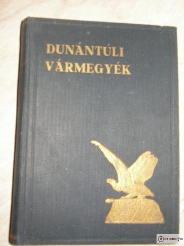 Dunántúli Vármegyék