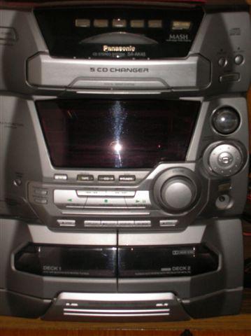 Panasonic hi-fi