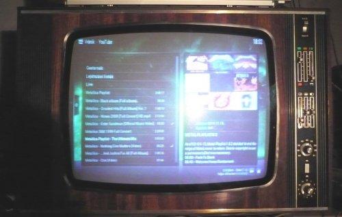 Rubin 714 televízió