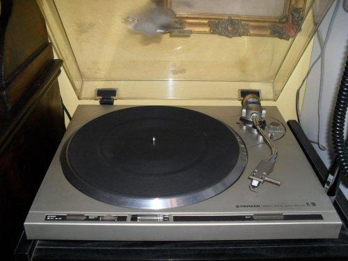 Pioneer PL-200 lemezjátszó
