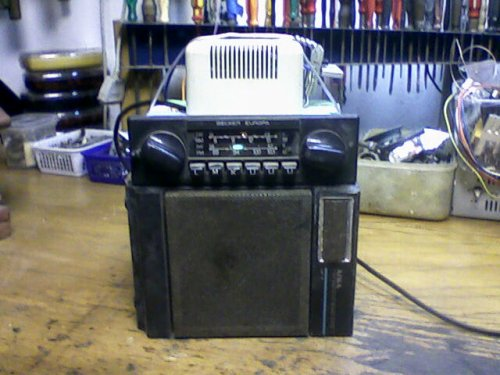 Amatőr rádió épités!!