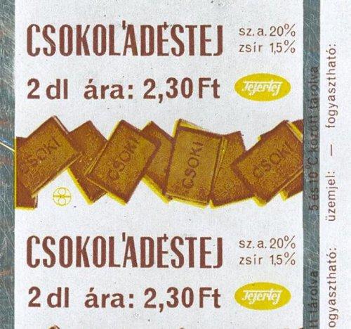 Csokoládéstej
