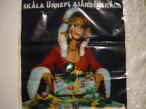 Skála karácsony retrámzacskó