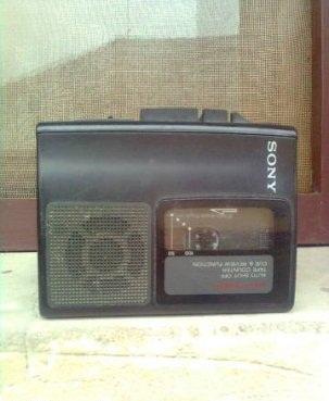 Sony Diktafon Walkman