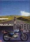 Suzuki GT-380 motorkerékpár