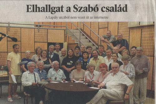Szabó család
