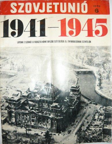 Szovjetunió 1970/6